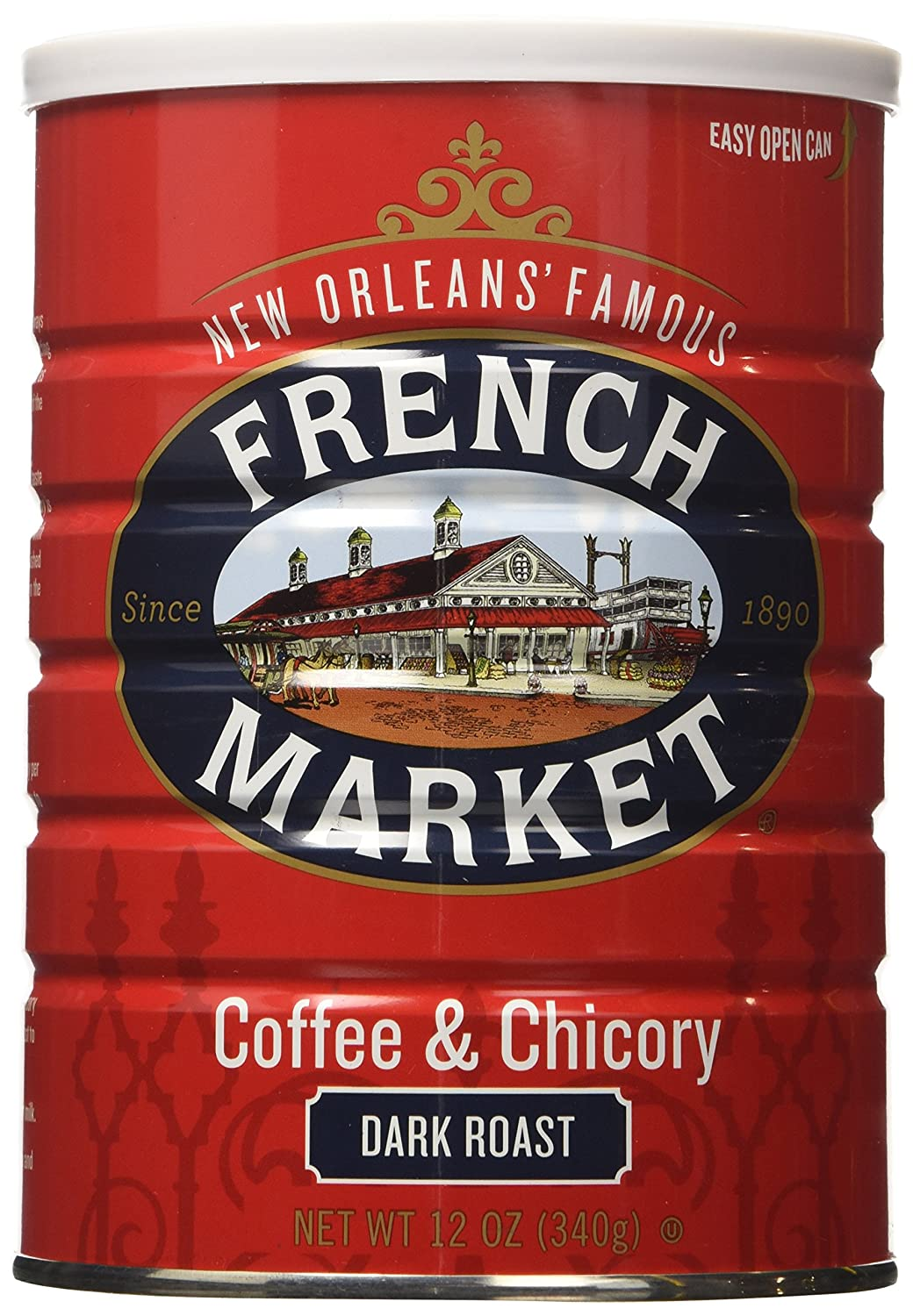 FRENCH MARKET CHICORY COFFEE
