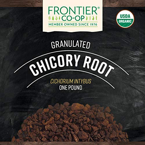 FRONTIER CHICORY ROOT ROASTED GRANULES
