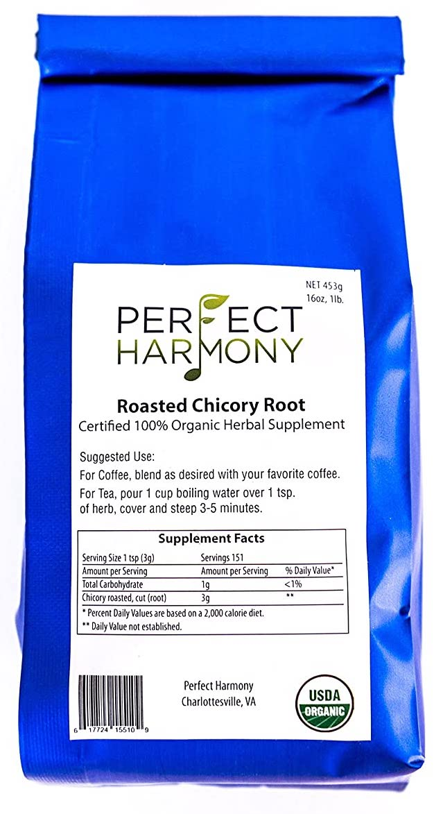 PERFECT HARMONY FRENCH ROASTED CHICORY ROOT