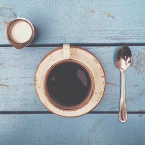chicory coffee with cardamom